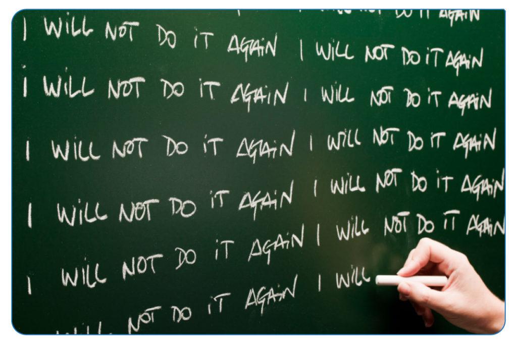 chalkboard formatted