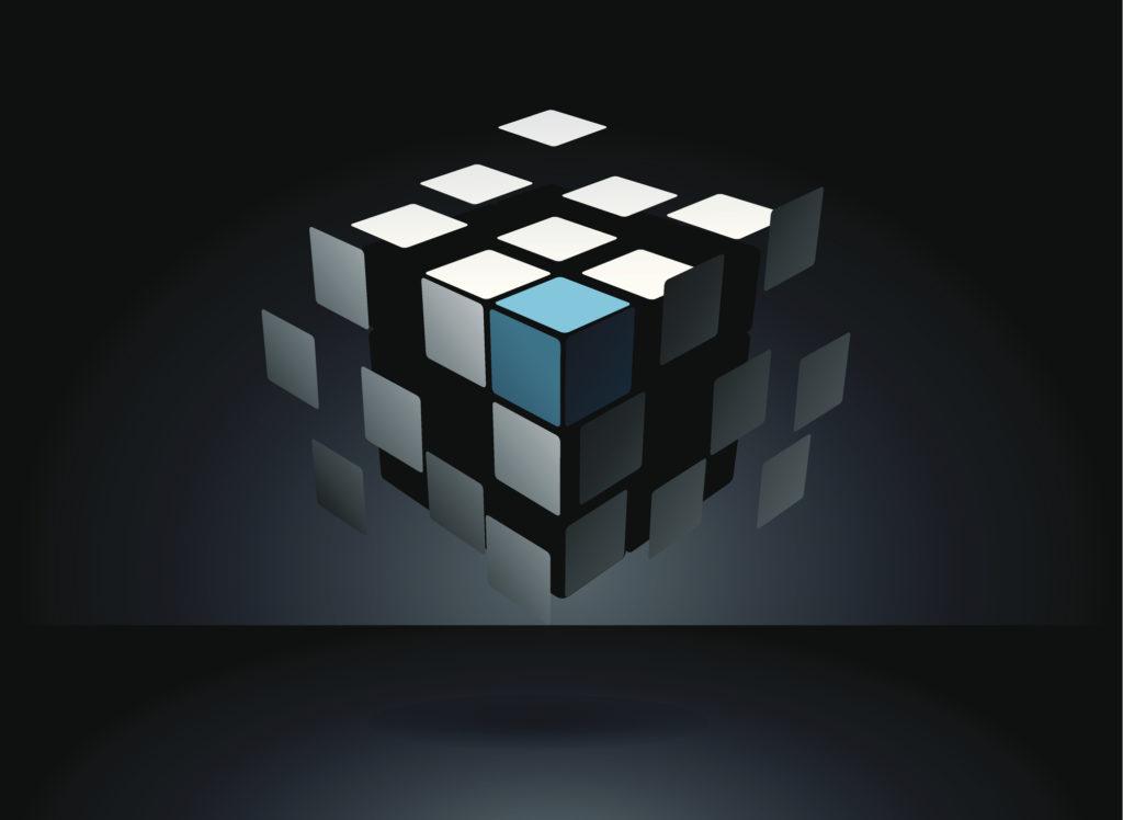 Digital-Rubik-Cube