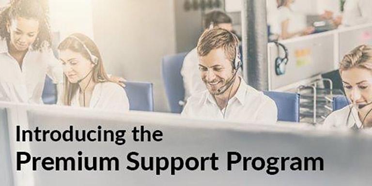 Introducing the Premium Support Program