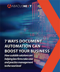 7 Ways Document Automation Can Boost Your Business whitepaper