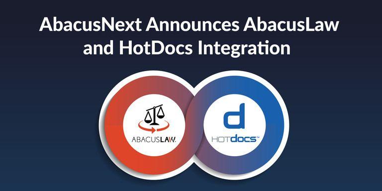 AbacusLaw HotDocs integration